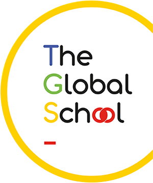 The Global School Logo Circular